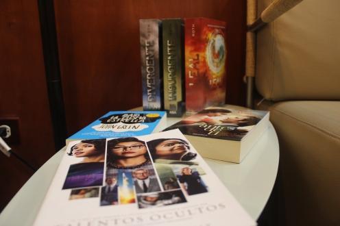 De los libros a la pantalla