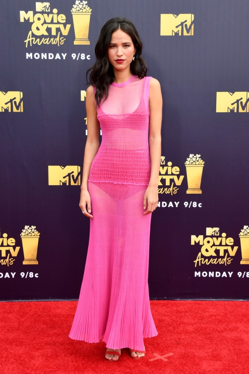 Kelsey-Asbille-CALVIN KLEIN-205W39NYC-MTV Movie Awards-6.16.18.jpg