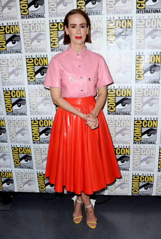 Sarah Paulson-Calvin Klein 205W39NYC-Comic Con-7.20.18-Getty Images.jpg