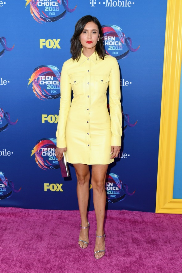 FOX's Teen Choice Awards 2018 - Arrivals